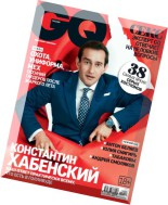 GQ Russia - September 2015