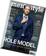 Men's Style Australia - Issue 65