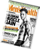 Men's Health Singapore - September 2015