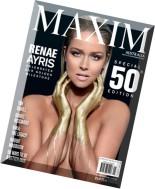 Maxim Australia - September 2015