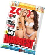 Zoo Weekly Australia - 24 August 2015