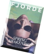 FJORDE - Issue 28, 2015