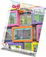 Architects Datafile (ADF) - August 2015