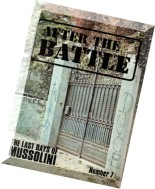 After the Battle - N 07, The Last Days of Mussolini