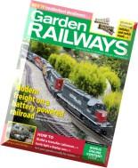 Garden Railways - October 2015