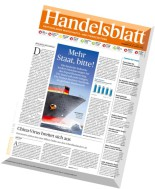 Handelsblatt - 20 August 2015