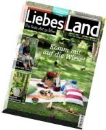 Liebes Land - August 2015