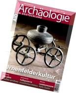 Archaologie in Deutschland - August-September 2015