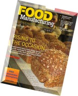 Food Manufacturing - July-August 2015