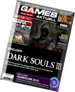Games Aktuell Magazin - September 2015