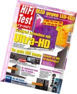 Hifi-Test TV Hifi Magazin - September-Oktober 2015