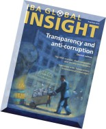 IBA Global Insight - August-September 2015