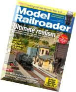 Model Railroader - October 2015