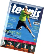 tennis Magazin - September 2015
