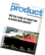 Electronic Specifier Product - August 2015
