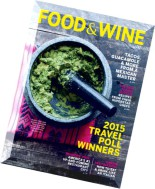 Food & Wine - September 2015