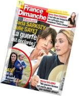 France Dimanche - 21 au 27 Aout 2015
