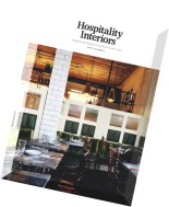 Hospitality Interiors - July-August 2015