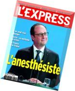 L'Express - 19 au 25 Aout 2015