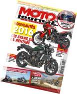 Moto Journal N 2157 - 20 au 26 Aout 2015