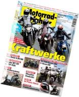 Motorradfahrer - August 2015