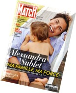 Paris Match - 20 au 26 Aout 2015