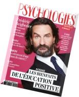Psychologies France N 354 - Septembre 2015