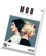 Mod non-glossy Magazine - N 3, 2014