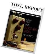 Tone Report Weekly - Issue 89, 21 August 2015