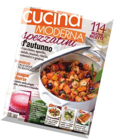 Download cucina moderna ottobre 2015 pdf magazine for Cucina moderna 2018 pdf