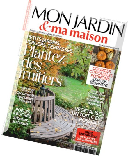 Download mon jardin ma maison novembre 2015 pdf magazine - Mon jardin ma maison ...