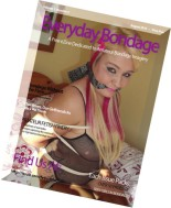 Everyday Bondage - Volume 1, Issue 5, August 2015