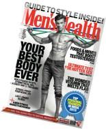 Men's Health India - October 2015