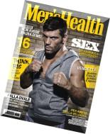 Men's Health Italia - Ottobre 2015