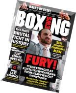 Boxing News International - 1 October 2015