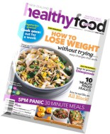 Healthy Food Guide New Zealand - October 2015