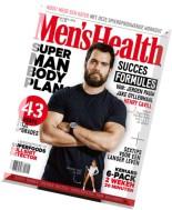 Men's Health Nederland - Oktober 2015