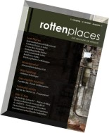Rottenplaces Magazin - Nr.4, 2015