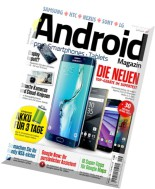 Android Magazin - November-Dezember 2015