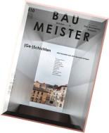 Baumeister - Oktober 2015
