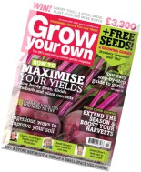 Grow Your Own - November 2015