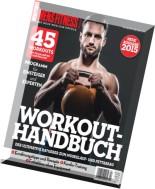 Men's Fitness Quarterly - Oktober-Dezember 2015