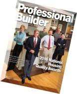 Professional Builder - October 2015