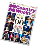 Country Weekly - 12 October 2015
