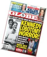 Globe - 12 October 2015