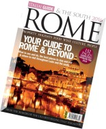 Italia! - Guide to Rome & the South 2016