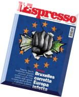 L'Espresso - 8 Ottobre 2015