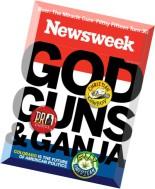 Newsweek - 9 October 2015