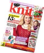 Let's Knit - Xmas 2015