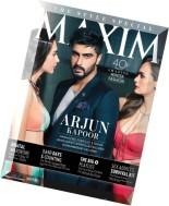 Maxim India - October 2015